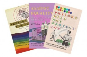 against equality book set