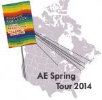 US/Canada Spring Tour!